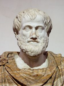Aristotle would have liked my Draft Zero Process.